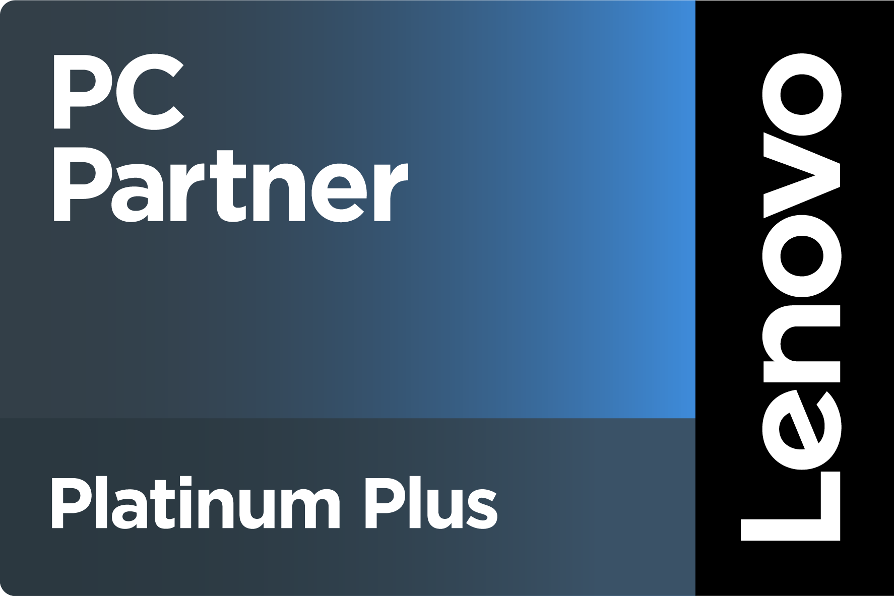 Lenovo PC Platinum Partner